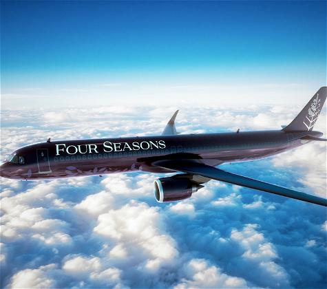 The Four Seasons Private Jet Is Flying To Antarctica!