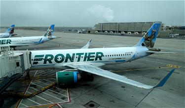 """Frontier Flight Narrowly Avoids """"Catastrophic"""" Deicing Incident"""
