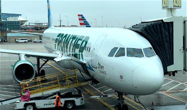 Unruly Frontier Passenger Duct-Taped To Seat (Update: Passenger Speaks Out)