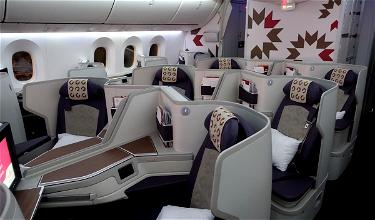 Impressions Of Royal Air Maroc's New 787-9 Business Class