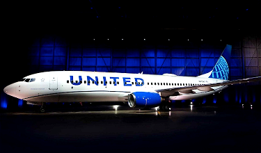 Official: United Airlines' New Livery
