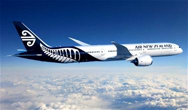 Air New Zealand Postpones Newark Launch