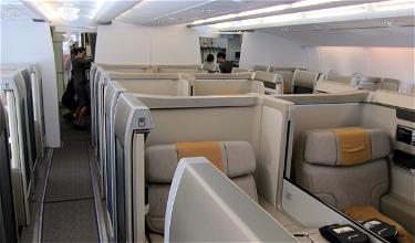 Asiana Airlines Stops Selling First Class