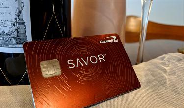 Capital One Improves Savor Card Bonus Categories