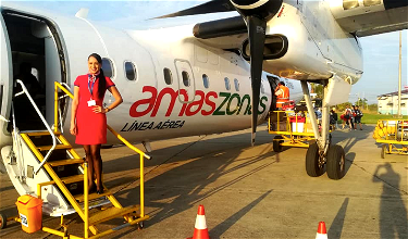 Sole Surviving Flight Attendant From Crash Returns To Skies