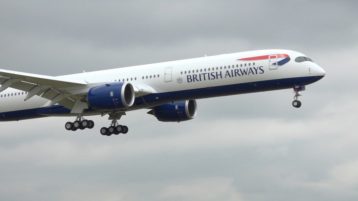 British Airways' Famous BA1 Flight Number Returns… For One Day Only