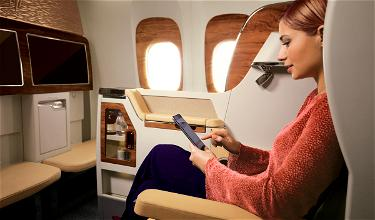 Emirates Adding Wifi Over The North Pole (Sort Of)