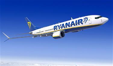 Ryanair Renames The 737 MAX