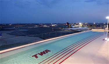 TWA Hotel Limits Observation Deck Access