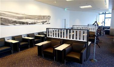Review: ANA First Class Lounge Tokyo Narita Airport