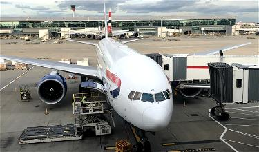 Ouch: British Airways' Very Long Flight To Hong Kong