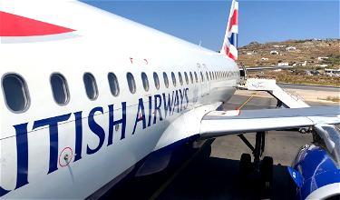 British Airways Picks Up 12 Heathrow Slot Pairs