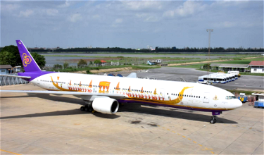 Thai Airways' Very Different Flight To Nowhere: Chant Buddhist Mantras Over 99 Holy Sites