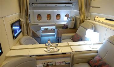 Air France Adds Restrictions To First Class Awards