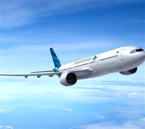 Puzzling: Garuda Indonesia Amsterdam Changes