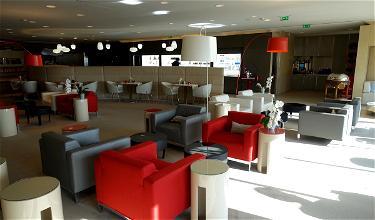 Air France Reopens Spectacular La Premiere Lounge
