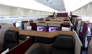 You Can Now Redeem Alaska Miles On Qatar Airways (Award Chart Published)