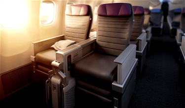 United Airlines Selling Premium Economy On Domestic Flights