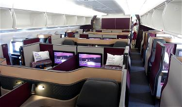 Great Qatar Airways Qsuites Fares From The USA