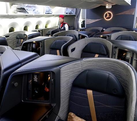 Turkish Airlines Adding Dallas & Denver Flights