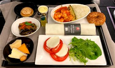Turkish Airlines Resumes Full Onboard Dining Service