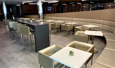 Review: Air France-KLM Lounge Toronto Airport