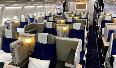 Review: NEW Brussels Airlines A330 Business Class