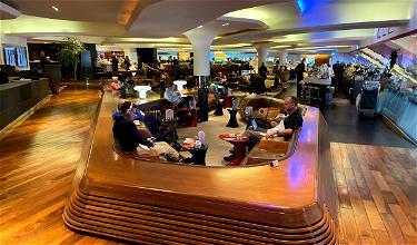 London Heathrow Terminal 3 & Virgin Atlantic Clubhouse Reopening July 15