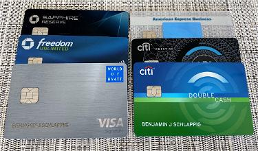 The 7 Credit Cards I Use Most (2021)