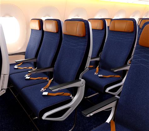 Aeroflot Introduces Anti-Masker Seating Zone