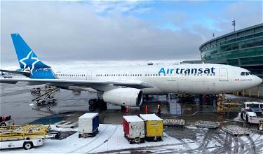 Major: Air Canada & Air Transat Call Off Merger
