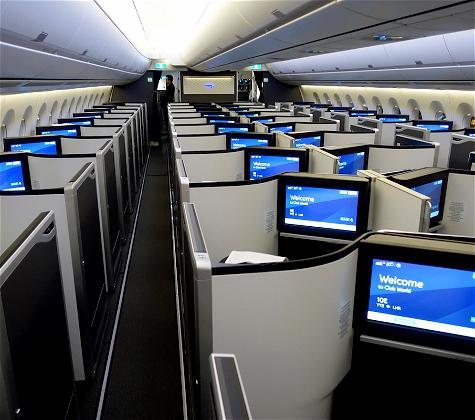 British Airways' Impressive Award Seat Guarantee