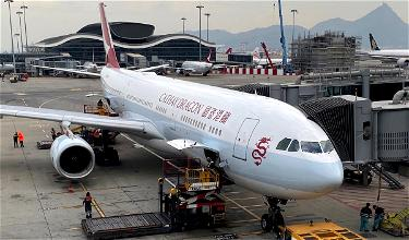 Official: Cathay Dragon To Be Discontinued, Merged Into Cathay Pacific