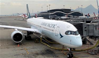 "Cathay: New ""Premium Lifestyle Travel Brand"""