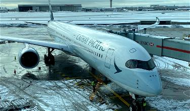 Eek: Airbus & Cathay Pacific Partner To Cut Pilot Staffing On Long Haul Flights