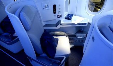 Review: Finnair A350 Business Class