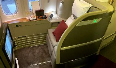 How To Redeem Miles For Cathay Pacific First Class