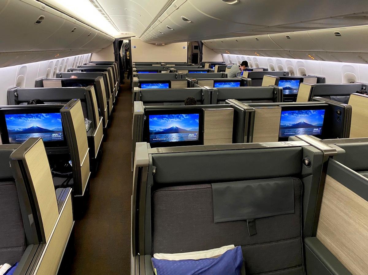 The World's 10 Best Business Class Seats (2021)