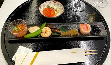 All Nippon Airways Turns Parked 777 Into Restaurant