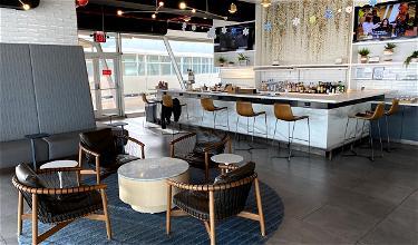 Review: Alaska Lounge New York JFK Airport