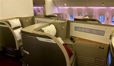Swoon: Russia's Azur Air Launches First Class With Former Cathay Pacific 777s