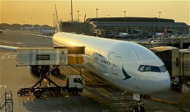 United States Threatens To Ban Cathay Pacific Flights