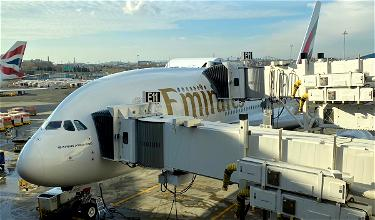 Ouch: Emirates' Longest A380 Flight Diverts… Twice