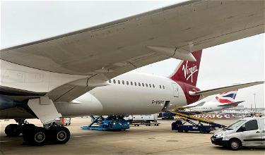 Virgin Atlantic 787 Diverts After Pilot Injured By Laser
