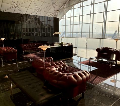 Cathay Pacific First Class Lounge Hong Kong NOT Joining Priority Pass