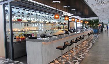 Qantas Lounge Hong Kong Closing Permanently