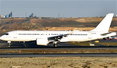Air Sinai: The Airline Flying Unmarked A220s Between Egypt & Israel