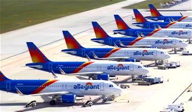 Man Kicked Off Allegiant Flight For Asking Flight Attendant To Wear Mask