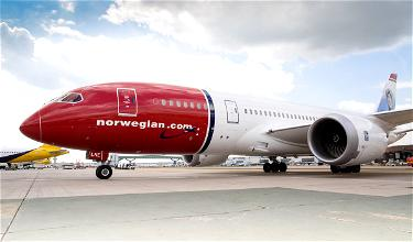 Norwegian Air About To Run Out Of Money (Again)