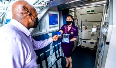 Wow: Delta Has Already Banned 100 Anti-Maskers
